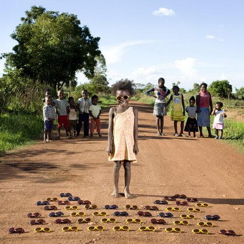 Les jouets des enfants à travers le monde.