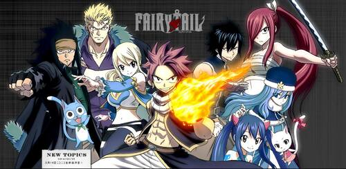 Images géniales de Fairy Tail