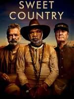 Sweet Country : Sam, un fermier aborigène, est contraint de fuir avec sa femme après avoir abattu, en état de légitime défense, le fils du propriétaire blanc de la station. Le sergent Fletcher se lance à sa poursuite, traquant le couple par tous les moyens nécessaires avec l'aide d'un rabatteur local et de quelques propriétaires terriens. ... ----- ...  Origine :  Australie   Réalisation : Warwick Thornton   Durée : 1h53   Acteur(s) : Hamilton Morris, Bryan Brown, Sam Neill   Genre : Western,Policier,Thriller,   Date de sortie : 2017  Titre original : Sweet Country   Critiques Spectateurs : 3,5