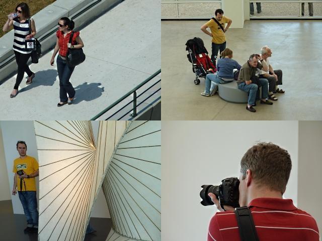 Centre Pompidou Metz 23 visiteurs 12 06 10