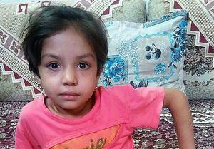 قطع پای دختر ۵ ساله به خاطر ۷ میلیون تومان +عکس