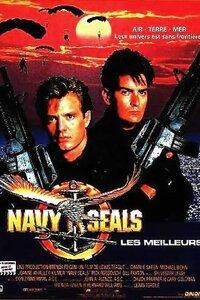 """Dans le golfe d'Oman, un appareil américain est abattu par un missile terroriste. Une équipe des """"Navy Seals"""", commando d'élite américain, délivre les pilotes prisonniers, sans avoir toutefois le temps de détruire la base ennemie. Ils mèneront cette mission à bien par la suite, au cours d'une redoutable opération...-----...Origine du film : Américain Réalisateur : Lewis Teague Acteurs : Charlie Sheen, Michael Biehn, Joanne Whalley Genre : Action, Aventure, Guerre Durée : 1h 54min Date de sortie : 14 août 1991 Année de production : 1990 Titre Original : Navy Seals"""
