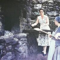 Maman et grand mère de Noëlle Caviglioli