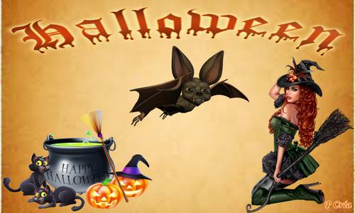 Création Halloween
