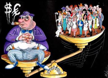 L'austérité et les profits