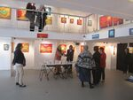 Poiré Guallino galerie Pikinasso 2014
