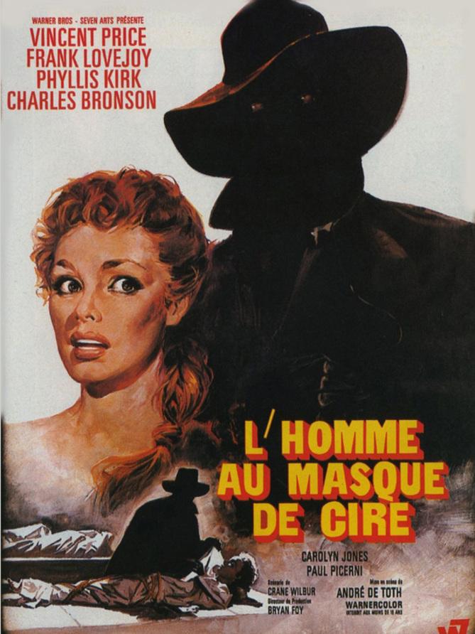 L'HOMME AU MASQUE DE CIRE