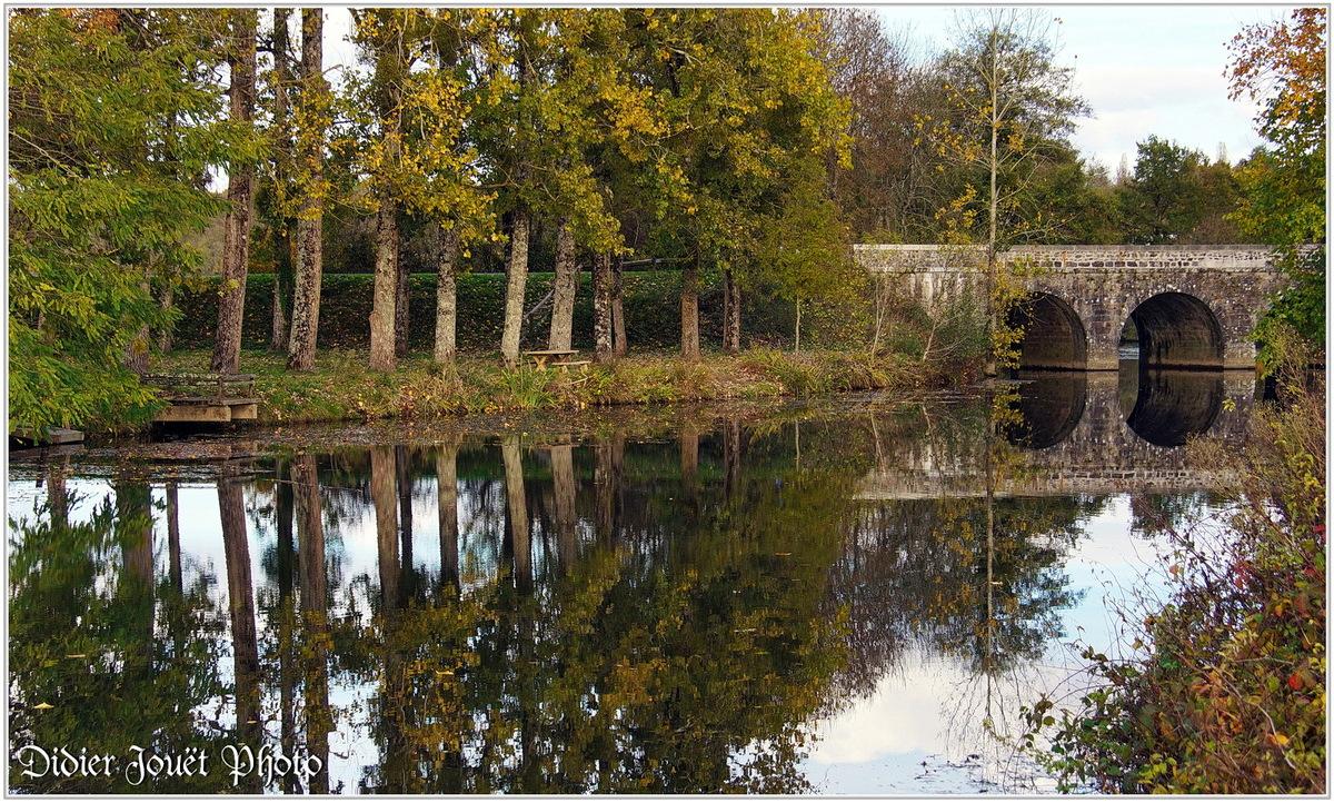 85 . Vendée - Chaillé sous les Ormeaux (1)