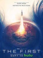 The First : Les premiers pas de la colonisation interplanétaire dans un futur proche en s'intéressant plus particulièrement à la première mission humaine sur Mars...  ----- ... Origine : U.S.A.   Saison : 1   Episodes :   Statut : En cours   Réalisateur(s) : Beau Willimon   Acteur(s) : Sean Penn, Natascha McElhone, Hannah Ware   Genre : Drame,Science fiction,   Critiques Spectateurs : 3.7