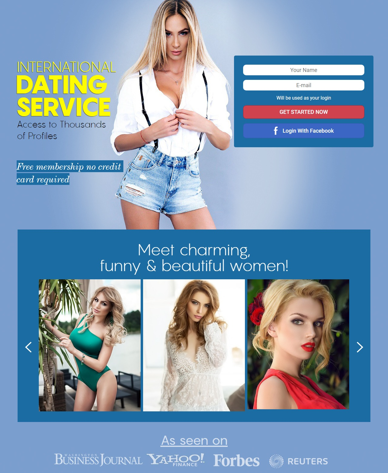 BeHappy is a worldwide known, trustworthy and reliable Dating and Marriage