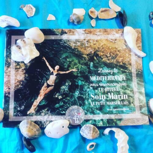 Le rituel soin marin, le petit marseillais