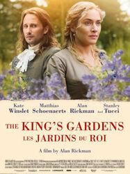 Affiche Les Jardins du Roi