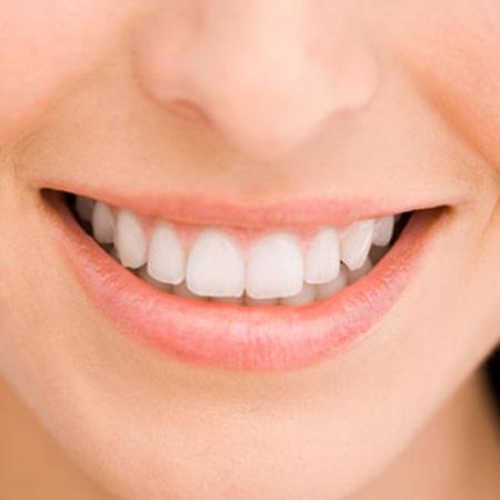 Des dents saines