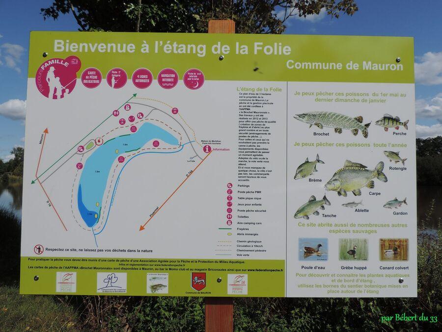 Maurron  dans le Morbihan (56)