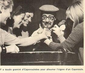 Répertoire des Capenoules