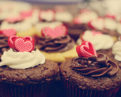 Les cupcakes & muffins ♥