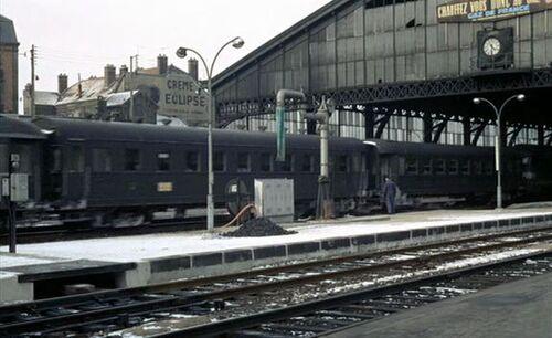 La gare de Troyes au cinéma!