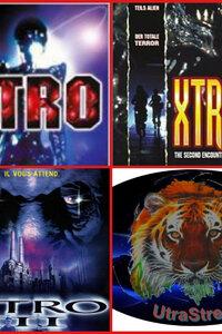Xtro - Xtro 2 - Xtro 3