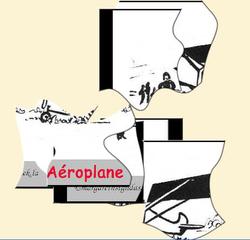 Puzzle aéroplane