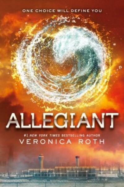 """Mon avis sur le 3ème tome de """"Divergente"""" , bien moins bon que les deux premiers"""