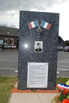 * Joseph Pecro  1918 - 1945. Tué lors des combats de l'Authion