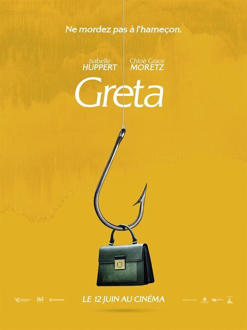 [Bande-annonce] GRETA avec Isabelle Huppert et Chloë Grace Moretz - Le 12 juin 2019 au cinéma