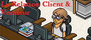 [GLADE] Relation Client~Vendeur !