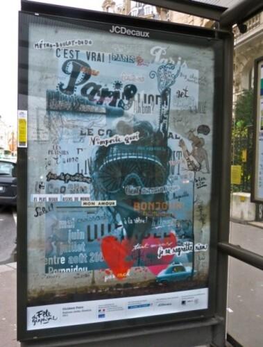 affiche Fête du graphisme Paris Jenko 70869