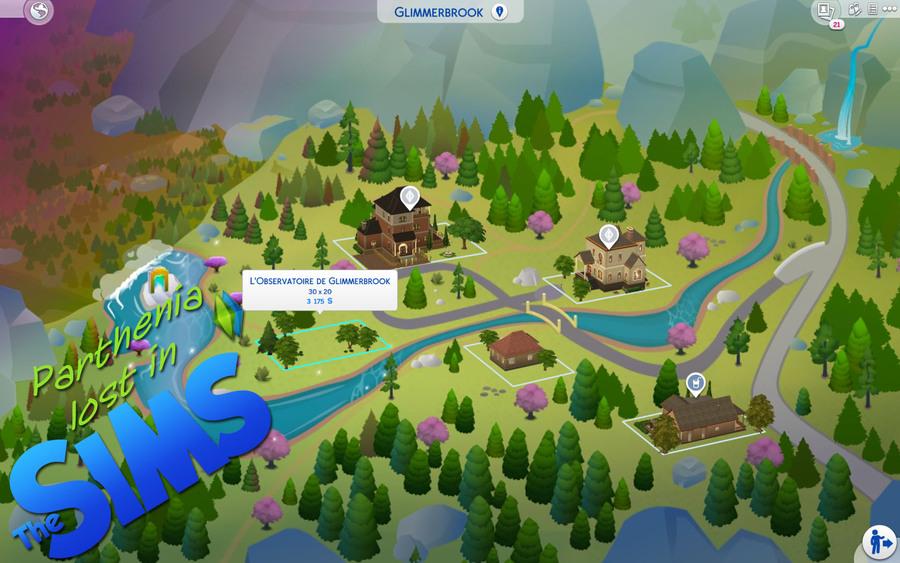 Sims 4 Monde magique : Glimmerbrook