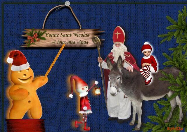 Bonne Saint Nicolas à tous