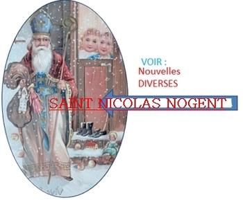A SAINT NICOLAS B