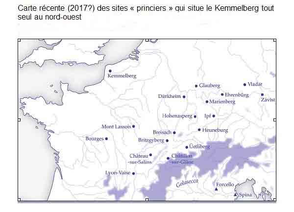 Le Mont Kemmel, fortification celtique de Belgique