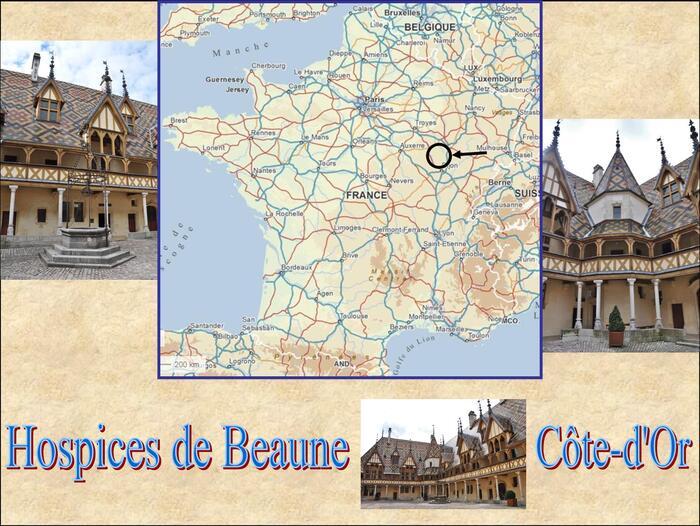 Les Hospices de Beaune (IX/XI)