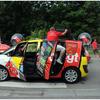 Tour de France-Caravane publicitaire-CGT