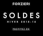 Pre-Soldes Hiver chez FORZIERI.COM