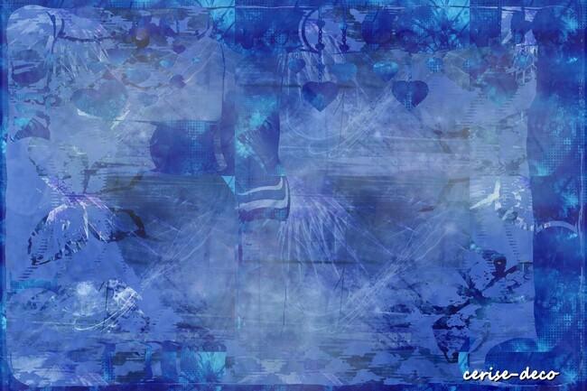 design bleuet aux dimensions eklablog