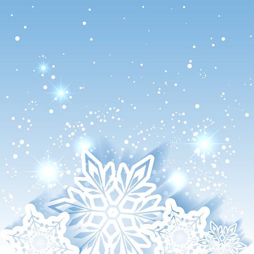 Fonds de Noël Pour Créations Série 11