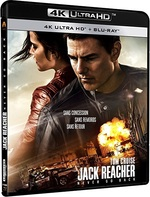 [UHD Blu-ray] Jack Reacher : Never Go Back