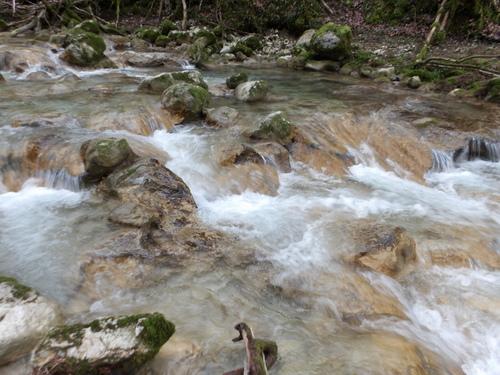 Promenade à la cascade de la Brive