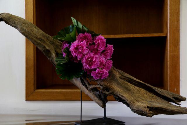 Concours International de Roses Nouvelles du Roeulx 2016 : Sculptures et art floral