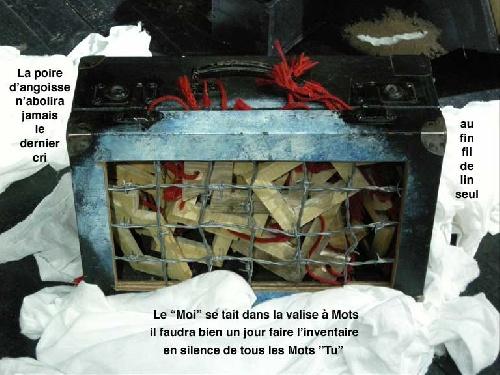Claude Esnault : Valise bunker