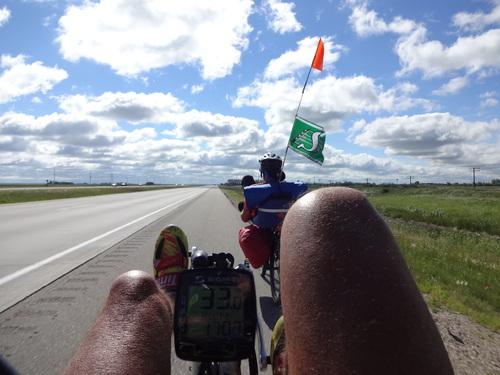 Lundi 22 juillet : Winnipeg – Falcon Lake (MB)