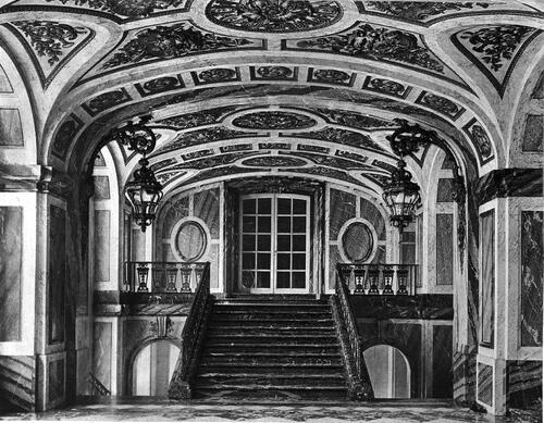 Le palais Rose de l'avenue Foch