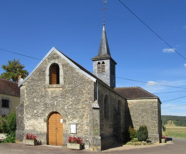 """Hommage aux bénévoles d' """"Un jour, une église"""" qui ont si bien présenté les églises Châtillonnaises aux visiteurs intéressés par le patrimoine"""