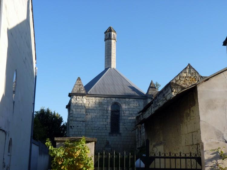 Chapelle funéraire Sainte-Catherine