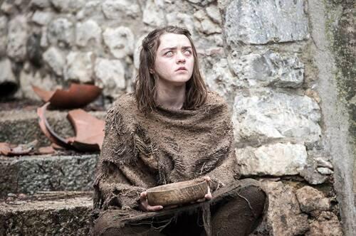Sosies Arya Stark