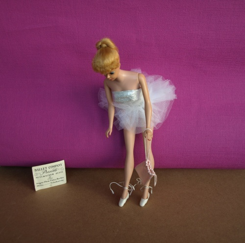 Barbie vintage : Ballerina