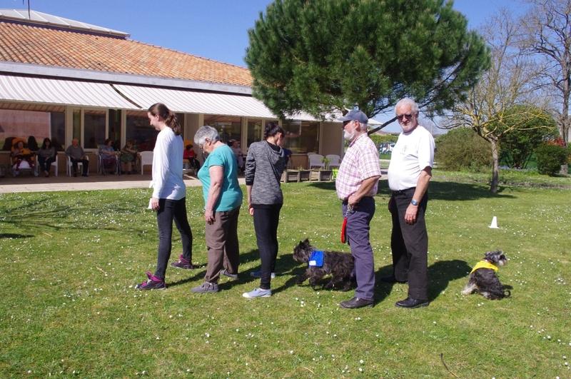 Visite de la maison de retraite de Le Gua (2ème partie)