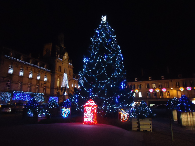 Illuminations de Coutances !!!