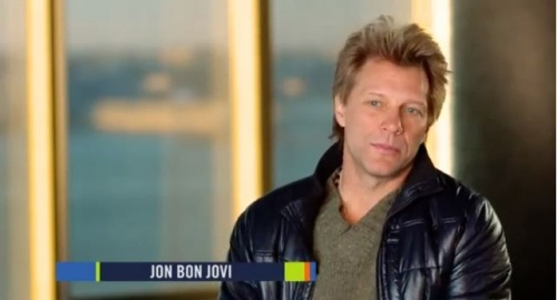"Jon Bon Jovi Talks Hurricane Sandy - ""12-12-12"" The Concert for Sandy Reli"